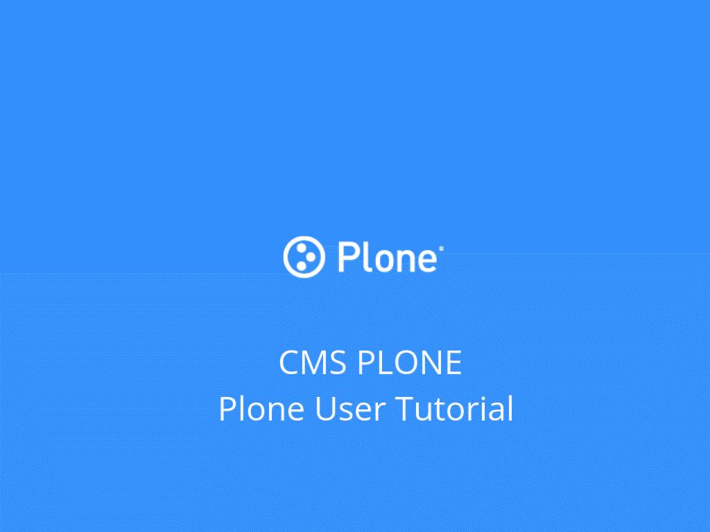 Plone CMS (Content Management System) & FMEA.PRO